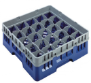 GLASS RACK 25 COMPARTMENT